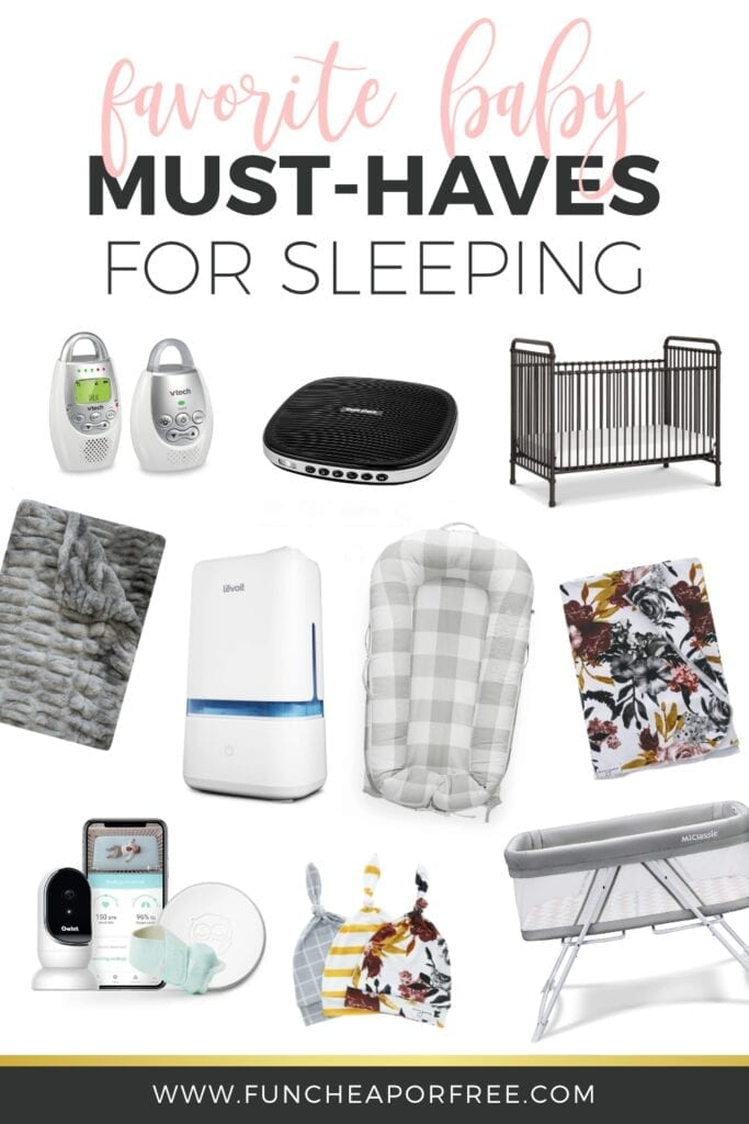 You've got to check out our favorite twin must haves for sleeping! Ideas from Fun Cheap or Free