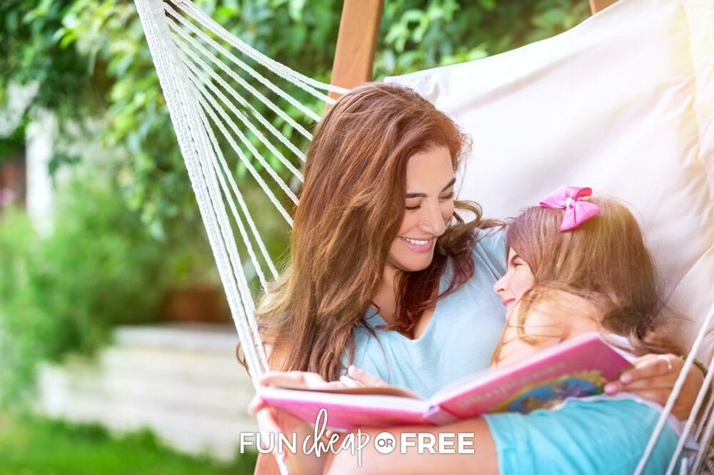 Fun outdoor activities to do at home with your family! Ideas from Fun Cheap or Free