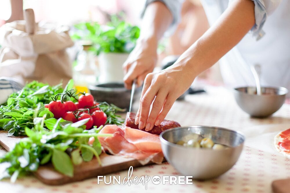 Store your fruit and veggies properly so they'll last longer and you can cut down on waste! Tips from Fun Cheap or Free