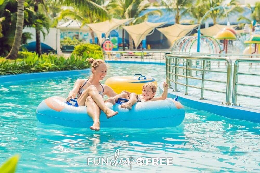 Ready to get out of the house? These fun water activities from Fun Cheap or Free will make your day!