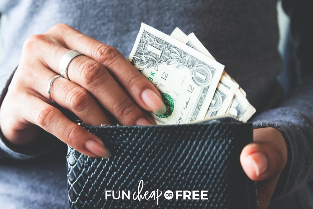 How to make your tip- or commission-based variable income work on a budget from Fun Cheap or Free!