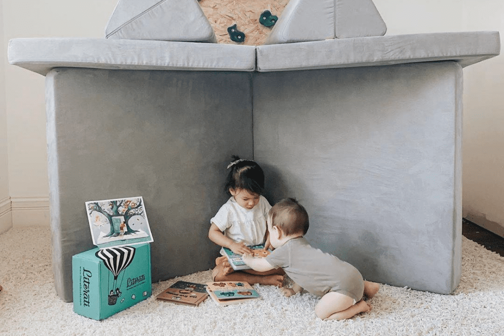 kids with Literati book club box, from Fun Cheap or Free