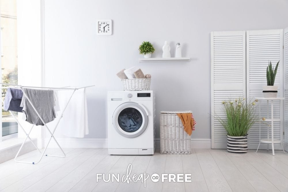 new washing machine, from Fun Cheap or Free