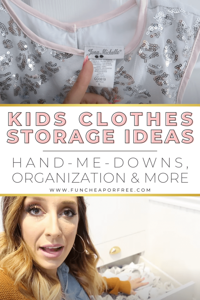 Sharpie dots clothes hacks, from Fun Cheap or Free