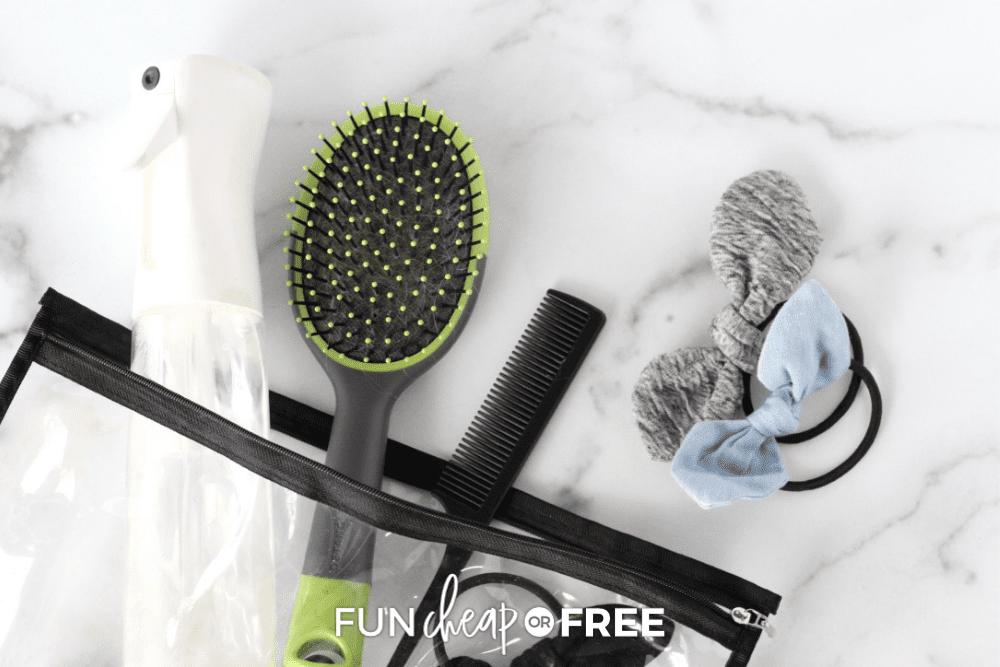 hair bag, from Fun Cheap or Free